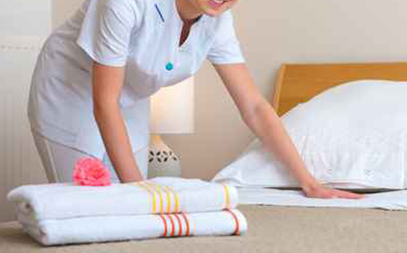 consumibles hotel y limpieza